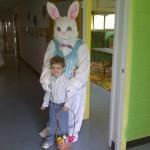 Little john Easter bunny